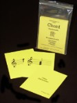 MINOR CHORD Flashcards
