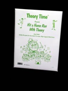 HIT A HOME RUN WITH THEORY! - Game Packet