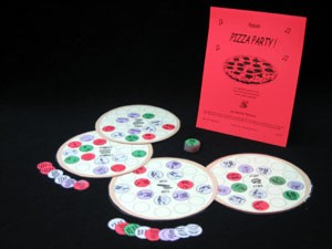 Pizzicato Pizza Party - Elementary